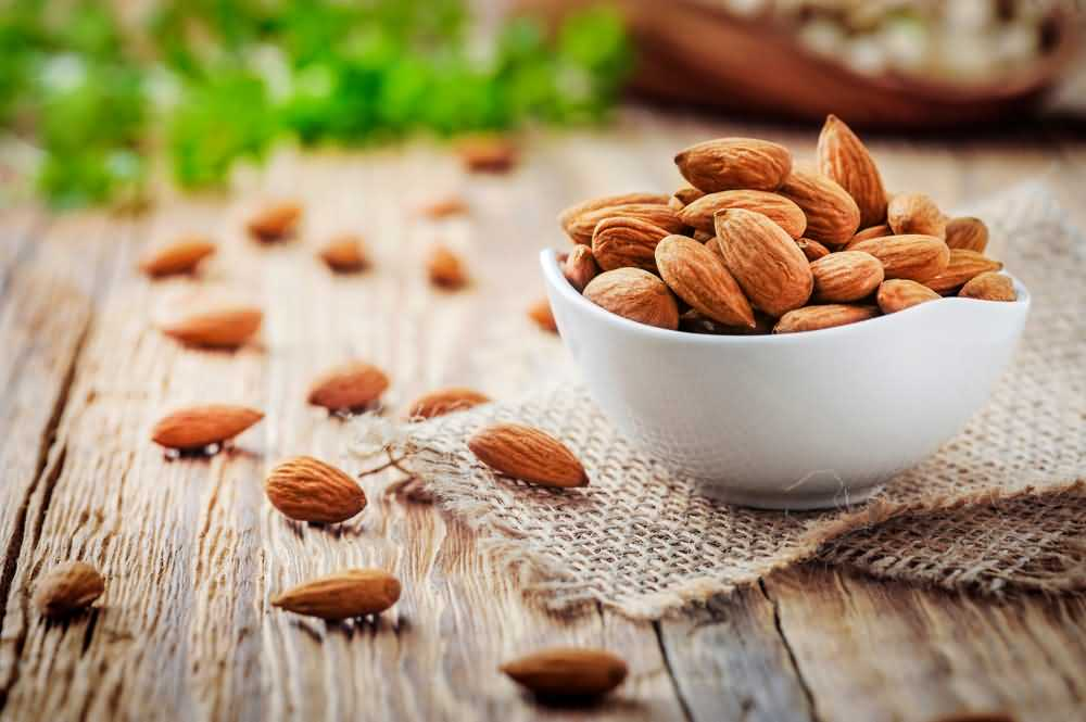 Foods high in magnesium, Magnesium deficiency treatment, Almonds