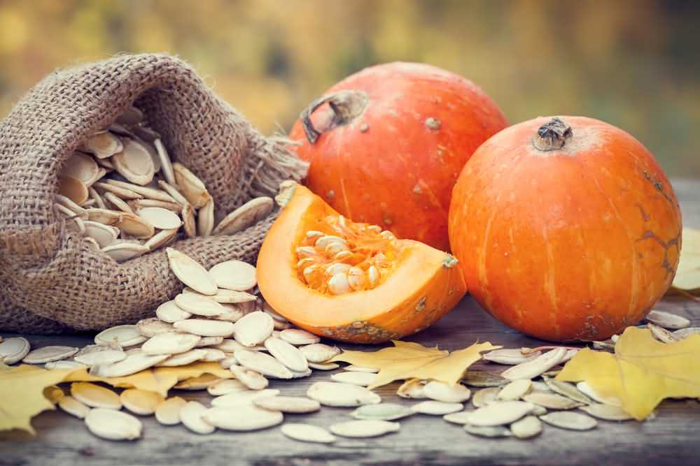 Foods high in magnesium, Magnesium deficiency treatment, Pumpkin Seeds