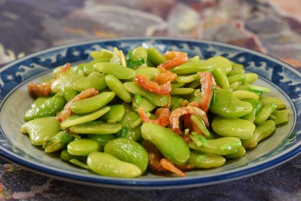 Foods high in magnesium, Magnesium deficiency treatment, Lima Beans