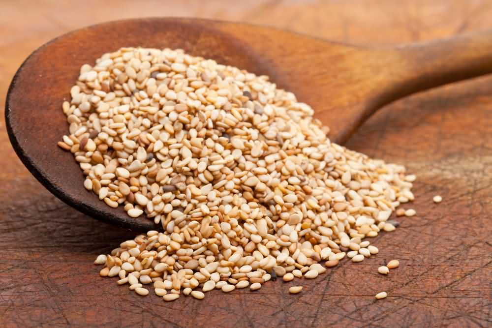 Foods high in magnesium, Magnesium deficiency treatment, Sesame seeds