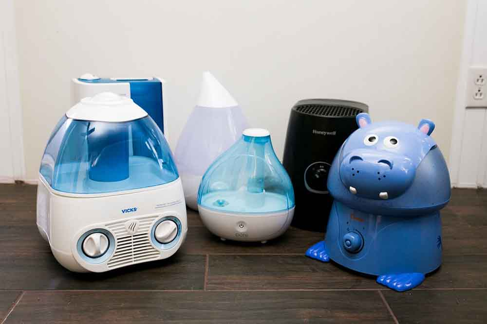 A vaporizer or humidifier